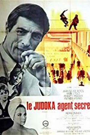 Judoka- Secret Agent