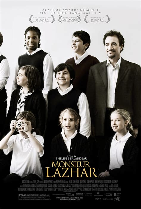 Monsieur Lazhar DVD Release Date August 28, 2012