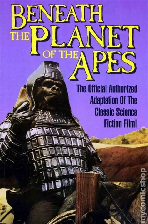 Beneath the Planet of the Apes Movie Adaptation TPB (1991 ...