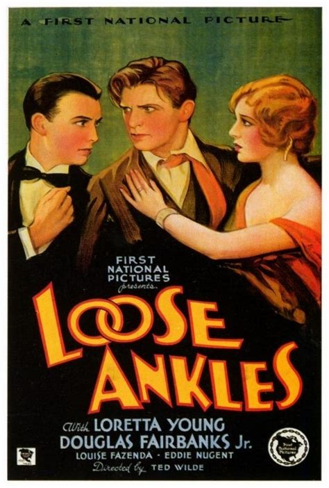 Loose Ankles Movie Posters From Movie Poster Shop