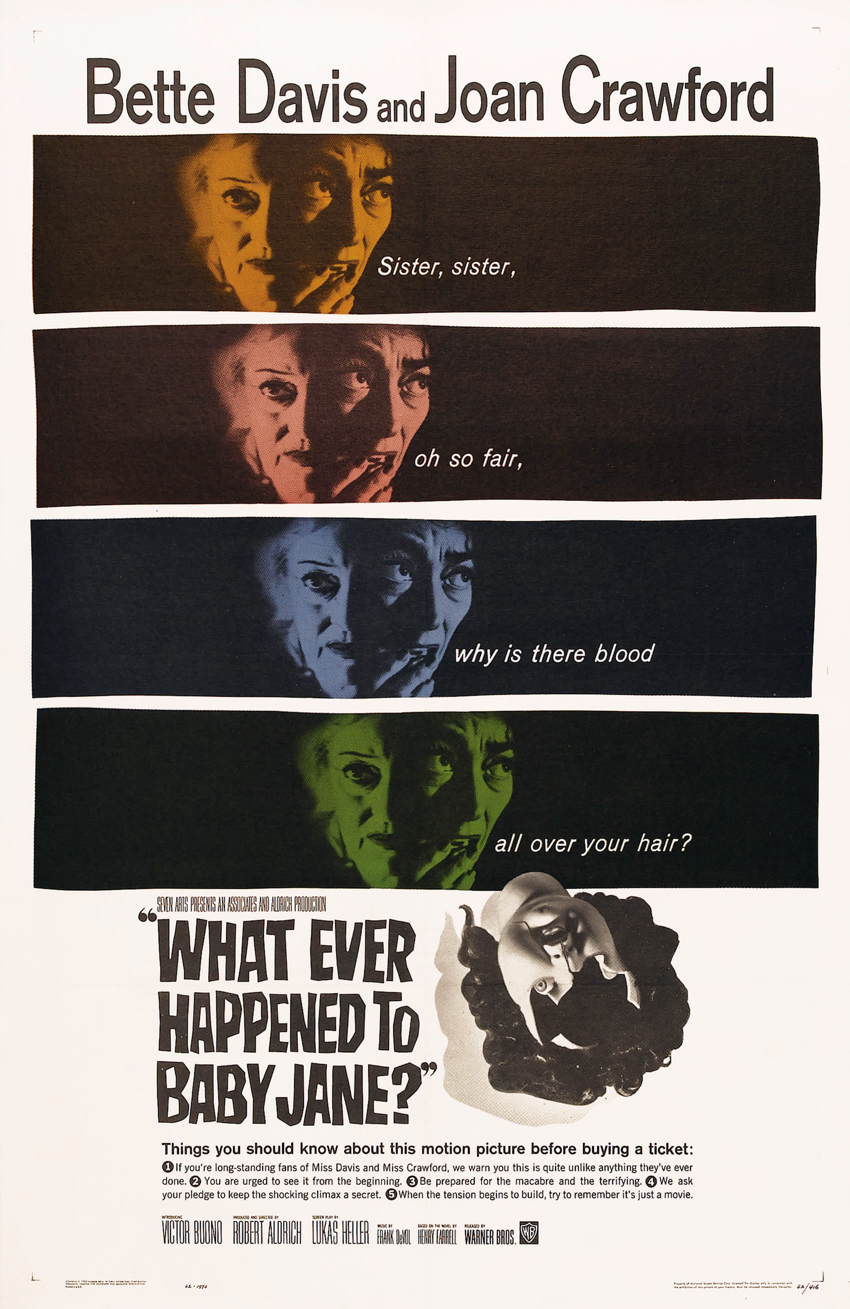 What Ever Happened to Baby Jane? [1962]