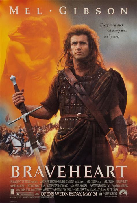 Braveheart Movie Poster (#1 of 4) - IMP Awards