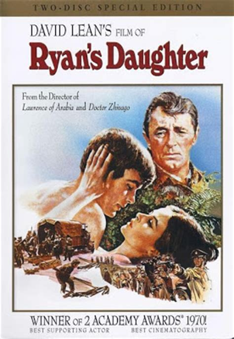 NIXPIX - DVD & BLU-RAY Reviews: RYAN'S DAUGHTER (MGM 1970 ...
