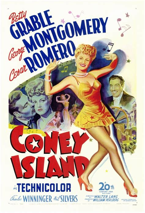 Coney Island Movie Posters From Movie Poster Shop