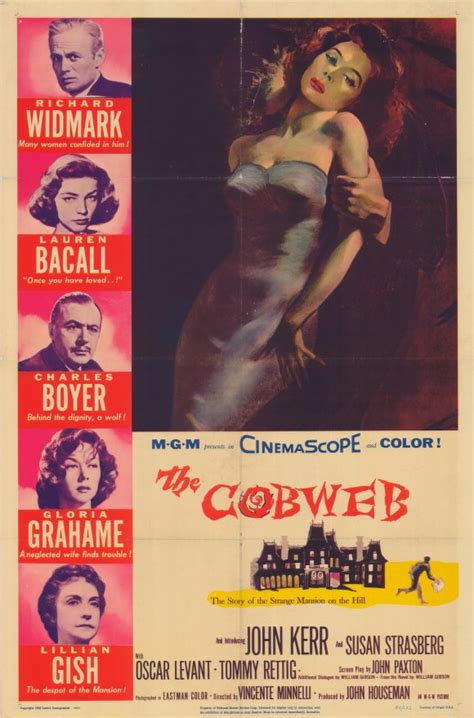The Cobweb Movie Posters From Movie Poster Shop