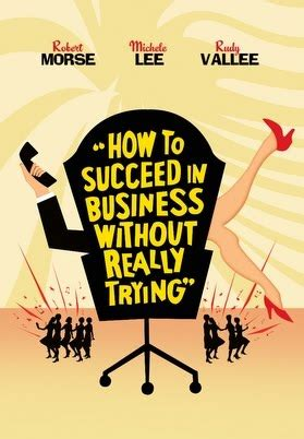 How to Succeed In Business Without Really Trying - Movies ...