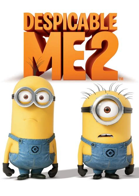 DVD releases © Despicable Me