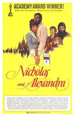 Nicholas and Alexandra - Wikipedia