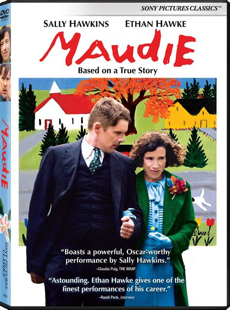 Maudie DVD Release Date October 10, 2017