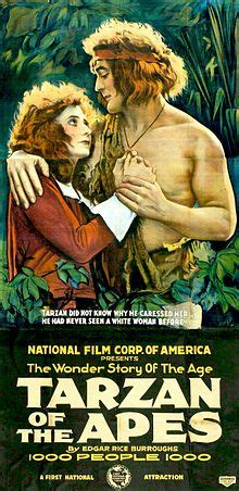 Tarzan of the Apes (1918 film) - Wikipedia