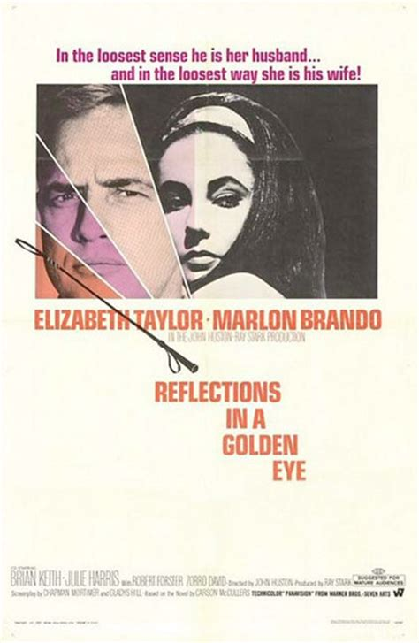 Reflections in a Golden Eye Movie Review (1967) | Roger Ebert
