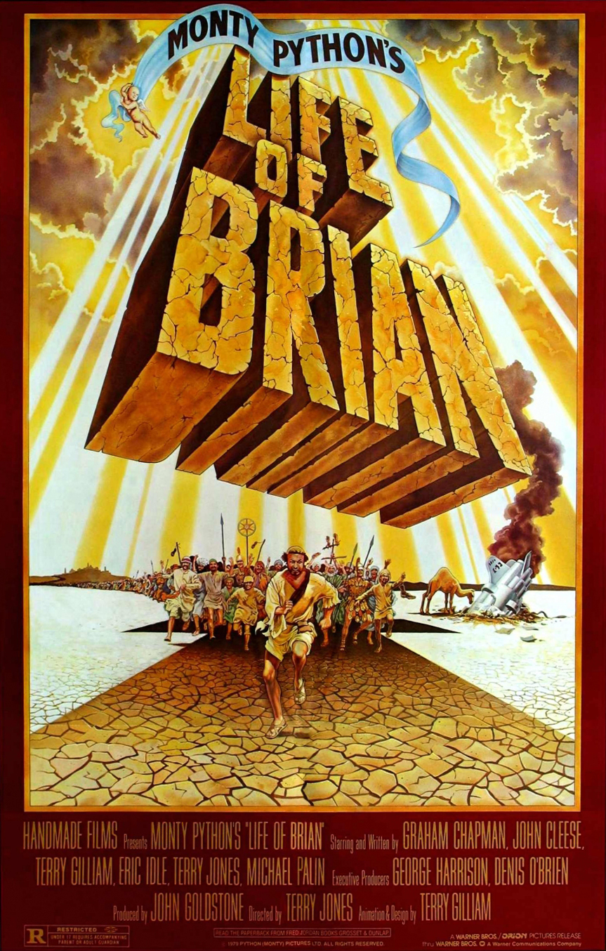 Monty Python's Life of Brian [1979]