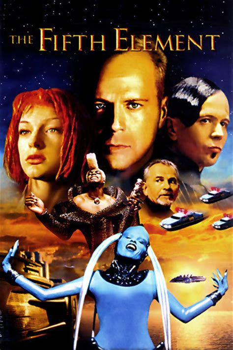 The Fifth Element Movie Review (1997) | Roger Ebert