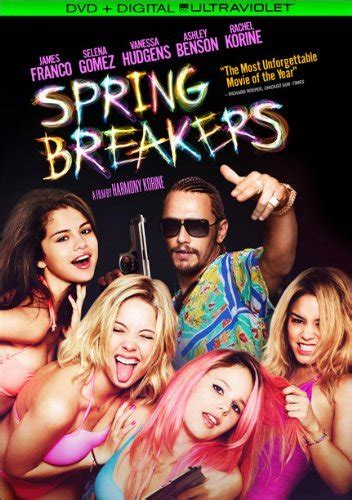 'Spring Breakers' stars James Franco, Selena Gomez ...