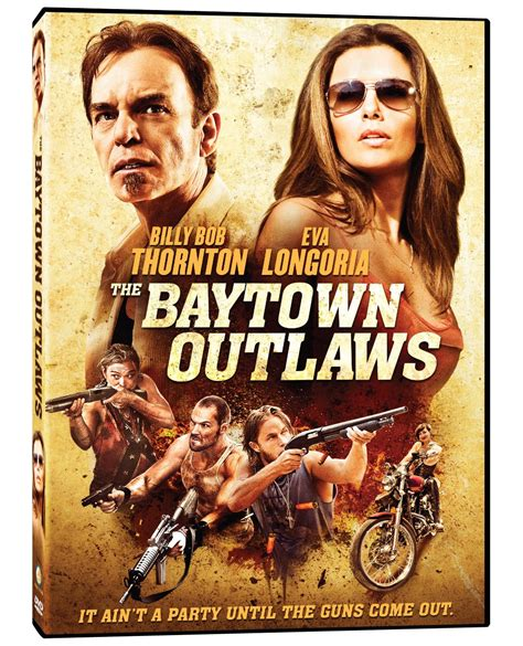 The Baytown Outlaws DVD Release Date April 2, 2013