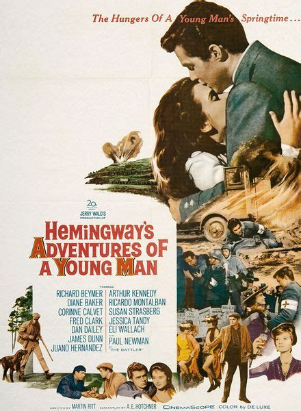 Hemingways Adventures of a Young Man (1962) Martin Ritt ...