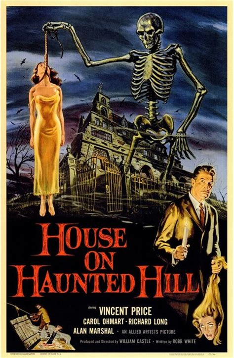House on Haunted Hill (1959 film) - House on Haunted Hill Wiki