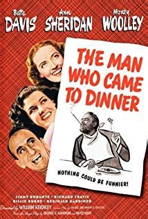 The Man Who Came to Dinner (1942) - IMDb