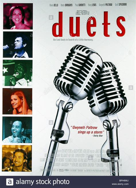 FILM POSTER DUETS (2000 Stock Photo: 31111406 - Alamy
