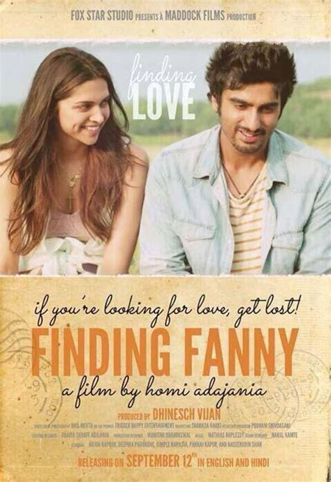 Finding Fanny Movie Review | PINKVILLA