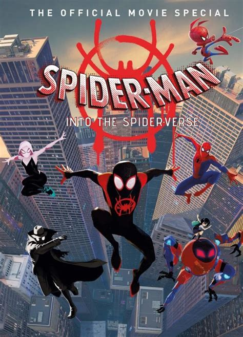 Book Review - Spider-Man: Into the Spider-Verse The ...