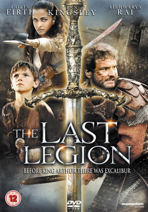 The Last Legion (R2) in February | News | Film at The ...