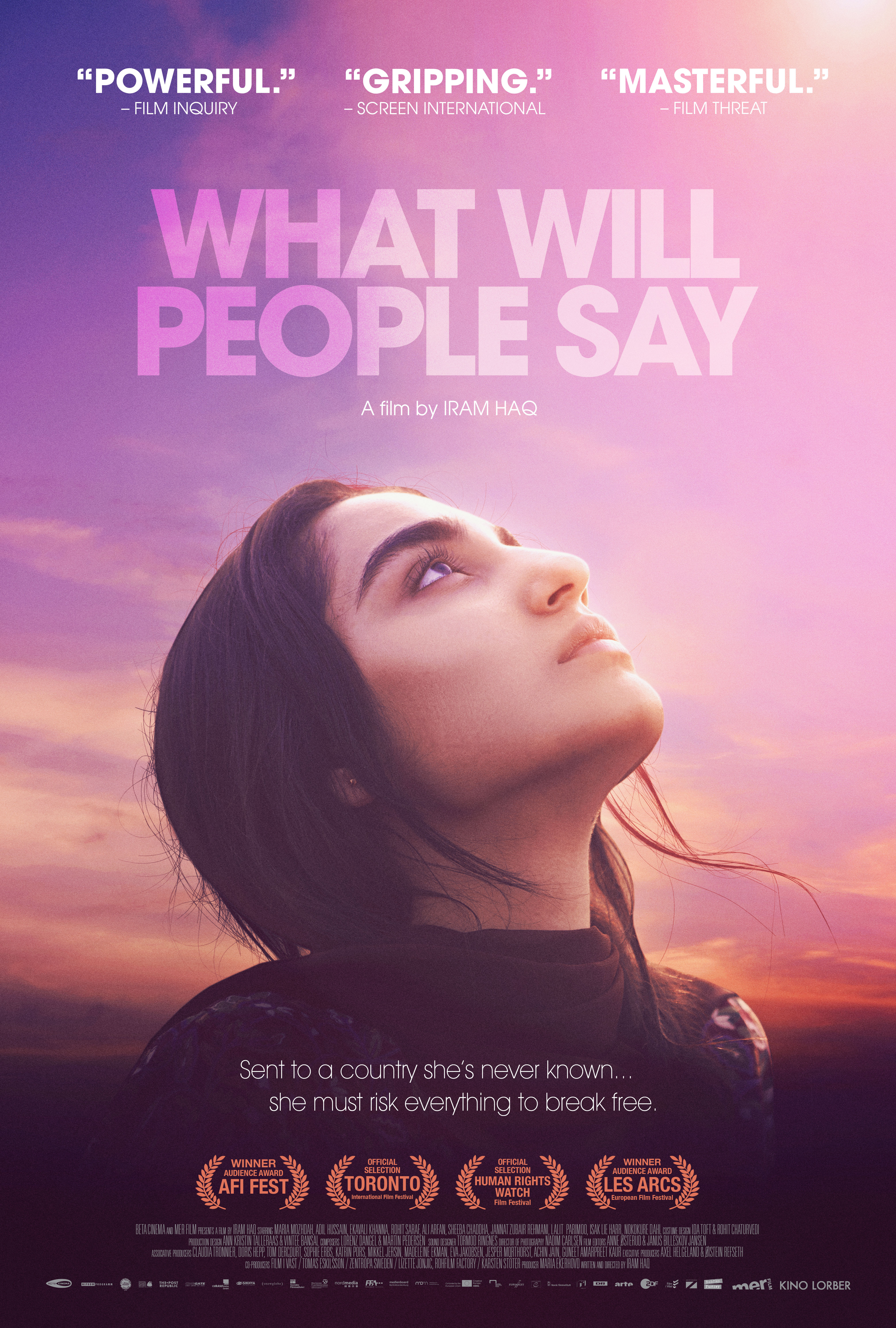 What Will People Say [2017]