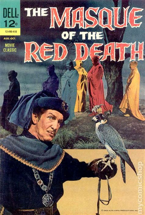 Masque of the Red Death (1964 Movie Classics) comic books
