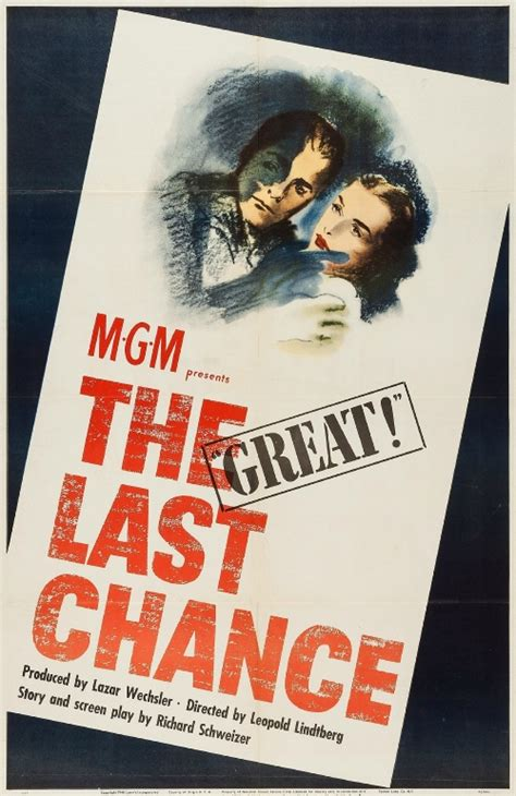 The Last Chance (1945) | Vidimovie