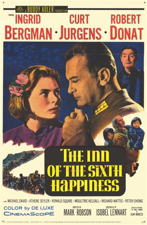 The Inn of the Sixth Happiness Movie Posters From Movie ...