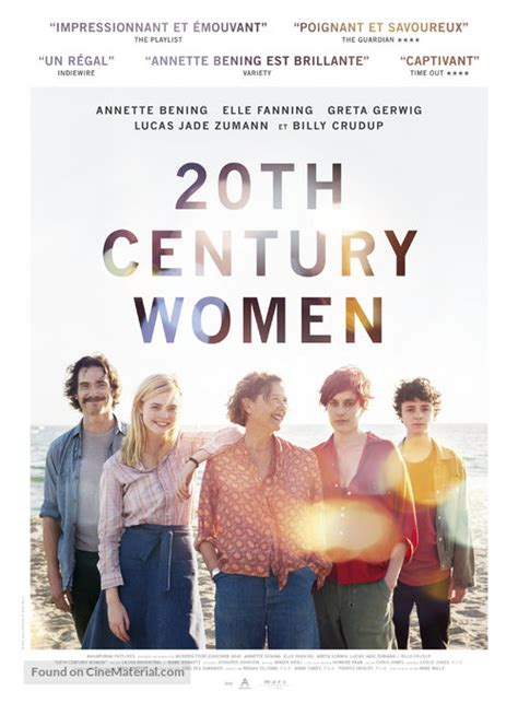 20th Century Women French movie poster