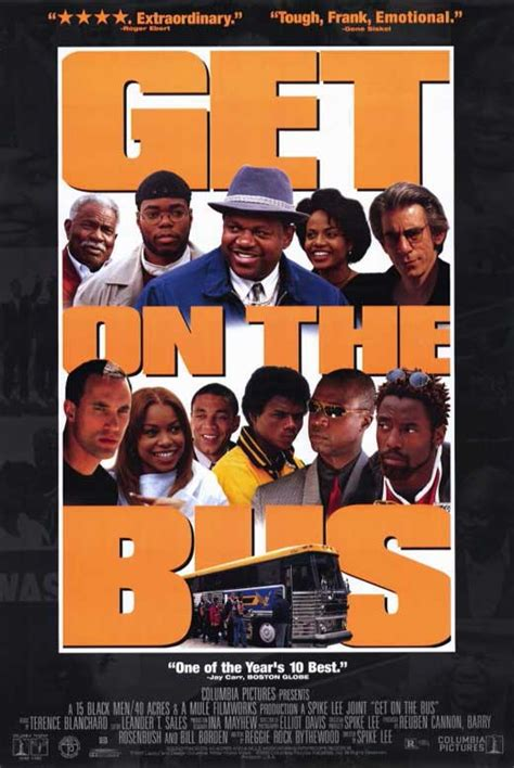 Get On the Bus Movie Posters From Movie Poster Shop