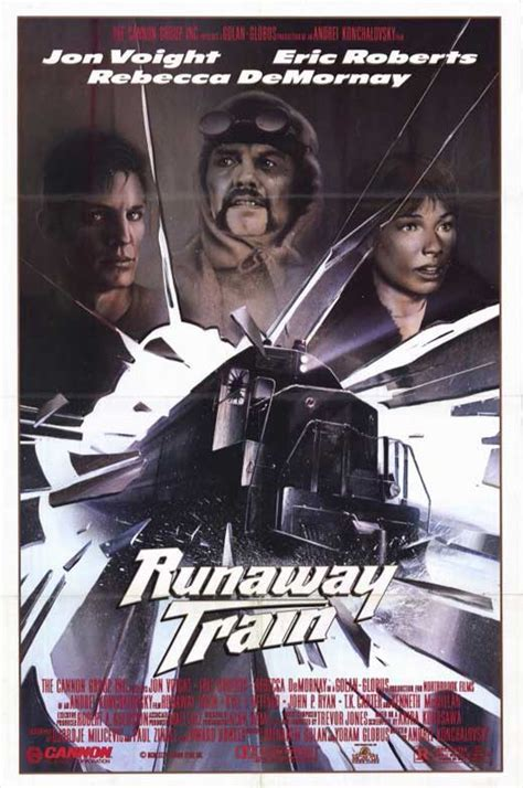 Runaway Train Movie Posters From Movie Poster Shop