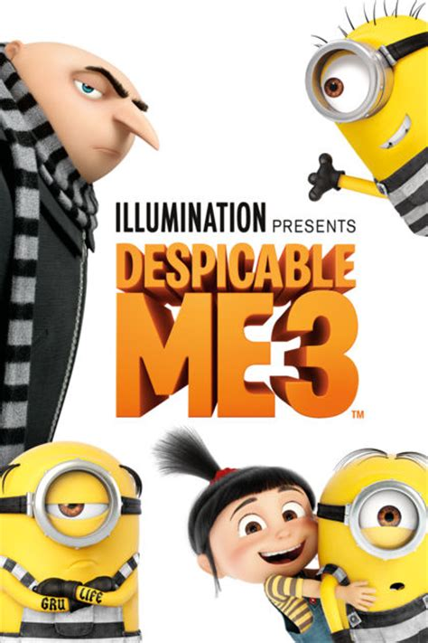 Despicable Me 3 on iTunes