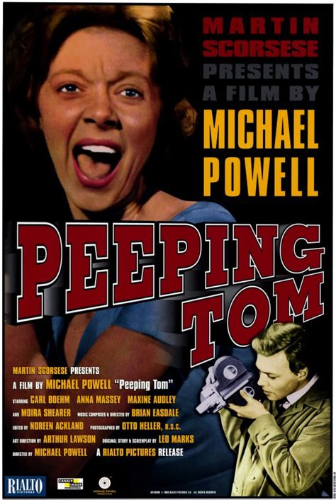 Peeping Tom Movie Posters From Movie Poster Shop
