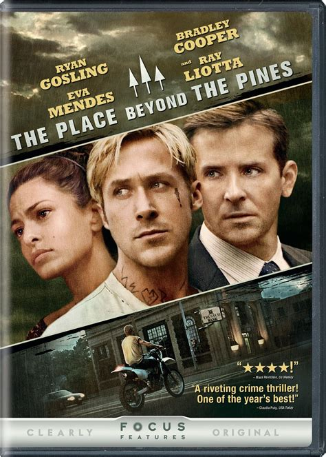 The Place Beyond the Pines DVD Release Date August 6, 2013