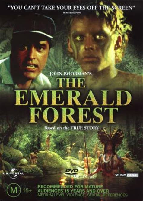 The Emerald Forest (Universal) (1985)