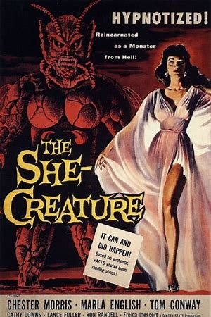 The She- Creature