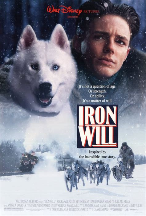 Iron Will Movie Posters From Movie Poster Shop