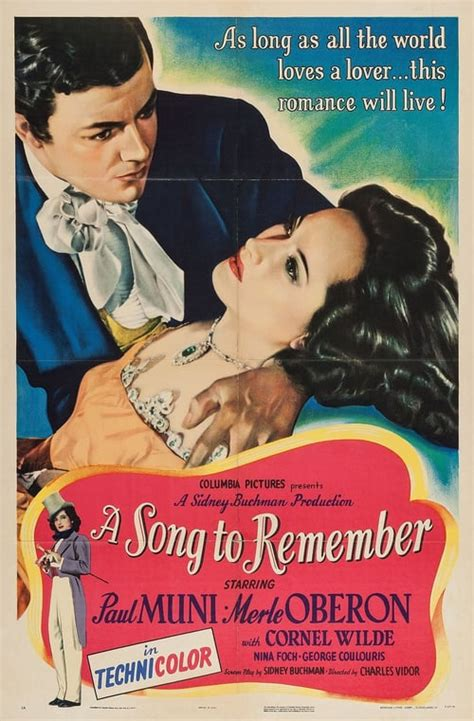 A Song to Remember (1945) — The Movie Database (TMDb)