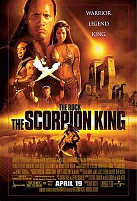 Scorpion King, The- Soundtrack details ...