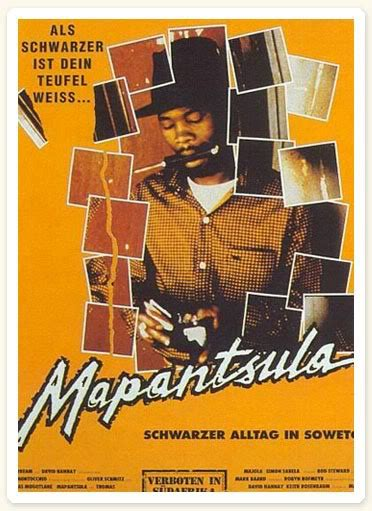 Mapantsula (1988) | Cinema of the World - South Africa ...