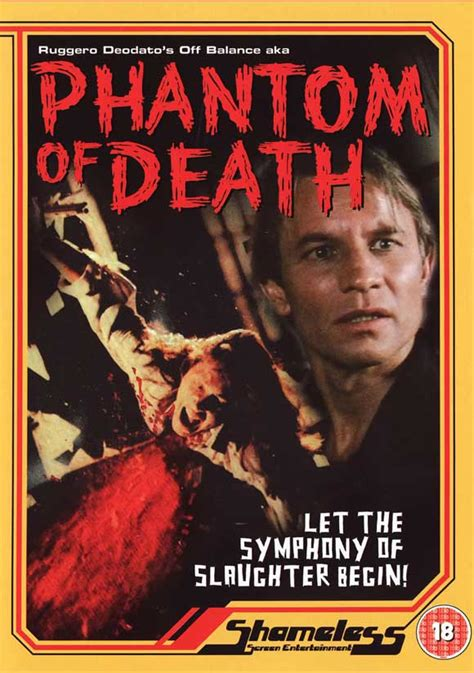 Phantom of Death Movie Posters From Movie Poster Shop
