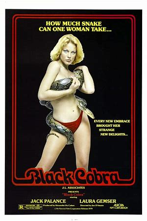 Black Cobra Woman (Eva Nera)