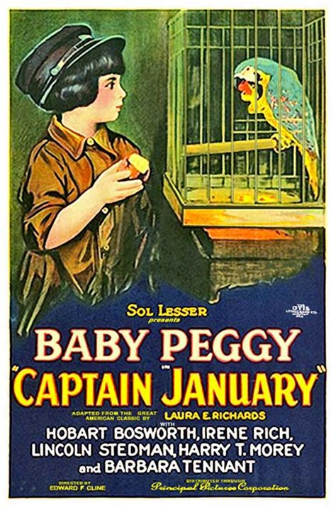 Captain January Movie Posters From Movie Poster Shop