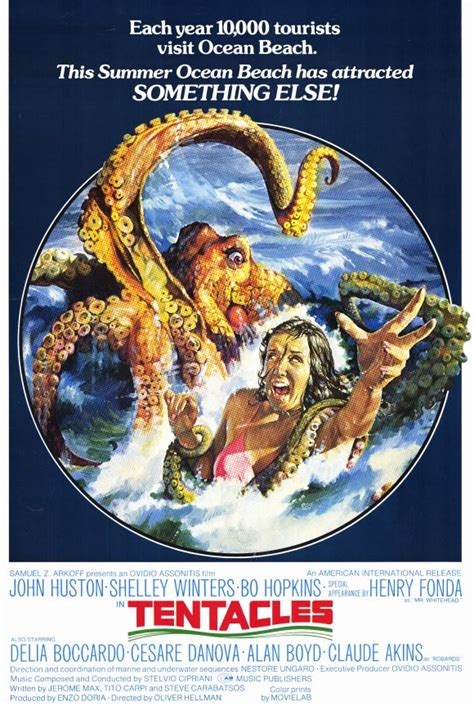 Tentacles Movie Posters From Movie Poster Shop