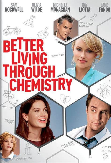 Better Living Through Chemistry DVD Release Date April 15 ...