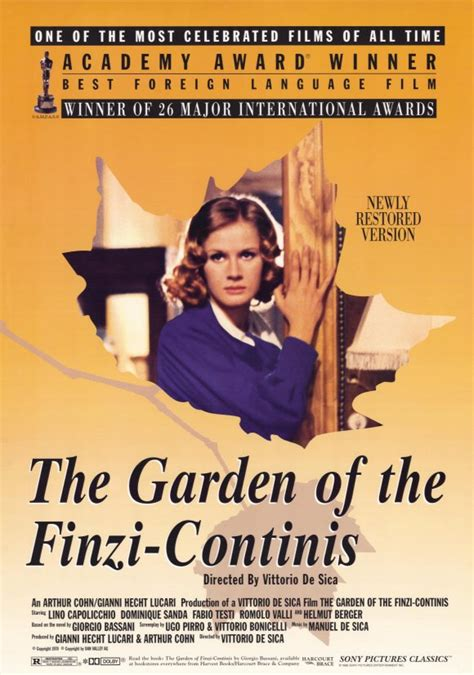 The Garden of the Finzi-Continis Movie Posters From Movie ...
