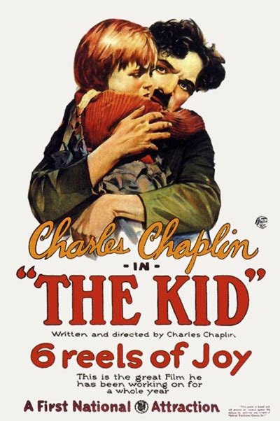 The Kid (1921) Review |BasementRejects