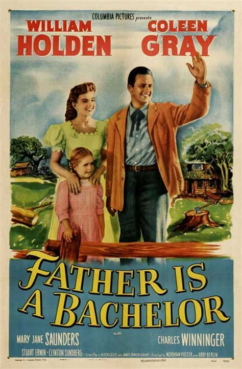 Father Is a Bachelor Movie Posters From Movie Poster Shop